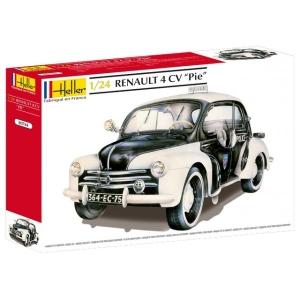Heller 80764 Renault 4 CV Pie - 1:24