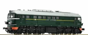 Roco 72970 Lokomotywa spalinowa ST44-650 PKP