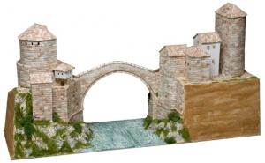 Aedes Ars 1204 Stari Most - Mostar 1:130