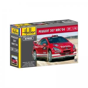 Heller 80115 Peugeot 307 WRC 2004 - 1:43