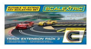Scalextric C8512 Track Extension Pack 3 - Hairpin Curve