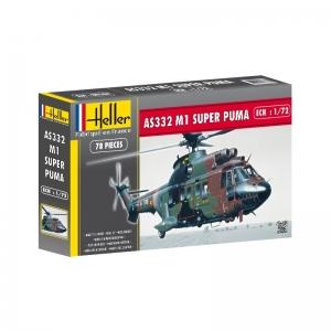 Heller 80367 Super Puma AS 332 M1 - 1:72