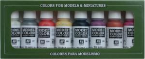 Vallejo 70106 Zestaw Model Color 8 farb - Non Death Chaos