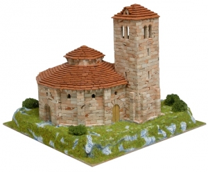 Aedes Ars 1105 Kościół Vera Cruz 1:150