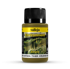 Vallejo 73825 Environment 40 ml. Crushed Grass