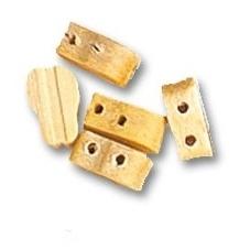 Artesania Latina 8533 Bloki pojedyncze 7 mm z dwoma otworami
