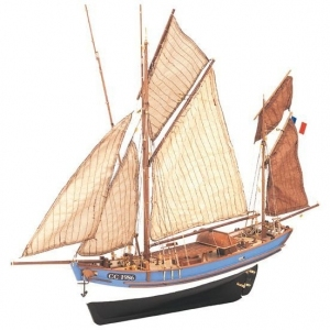 Artesania Latina 22170 Marie Jeanne - łódź rybacka