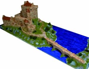 Aedes Ars 1011 Eilean Donan Castle 1:135