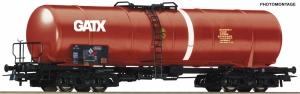 Roco 76696 Wagon cysterna Zas PKP GATX, Ep. VI