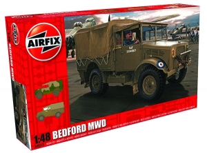 Airfix A03313 Bedford MWD Light Truck 1:48