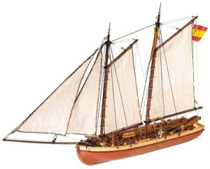 Artesania Latina 22150 Principe de Asturias - szalupa