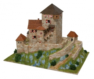 Aedes Ars 1054 Burg Branzoll 1:110