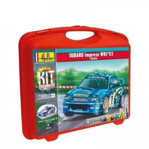 Heller 60199 Constructor Kit - Subaru Impreza WRC - 1:43
