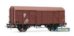 Rivarossi HRS6389 Wagon towarowy kryty Gkks-tx, typ 223K/1, PKP/OPW ep. IV
